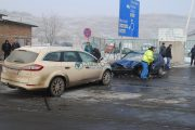 FOTO/VIDEO - Accident grav pe Bulevardul Muncii