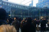 FOTO/VIDEO - Clădirea The Office, evacuată de urgență!
