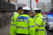 17 dosare penale și peste 700 de șoferi controlați în traficul clujean