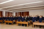 GALERIE FOTO – Polițiștii merituoși din Cluj, premiați pentru activitatea din 2016