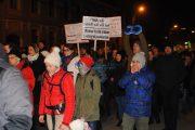 FOTO/VIDEO - Mii de oameni au ieșit în stradă, la Cluj-Napoca, după ce PSD a dat liber la amnistie și grațiere | UPDATE
