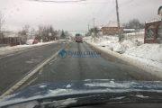 Situaţia drumurilor judeţene din Cluj în 26 ianuarie