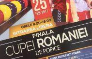 Finala Cupei României la Popice – se organizează la Cluj-Napoca  pentru prima dată în istoria competiției