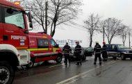 FOTO/VIDEO - Accident pe strada Frunzișului, varianta Zorilor-Mănăștur