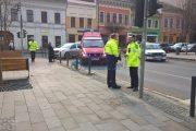 Femeie lăsată fără bani, acte și telefon în Piața Unirii din Cluj-Napoca