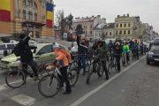 Duminică a fost Maraton Internațional, joi avem Marșul Bicicliștilor Clujeni. Traficul din Cluj-Napoca, paralizat din nou