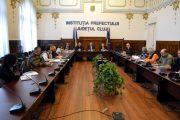 232 de hotărâri în ședinţa de lucru a Comisiei judeţene pentru stabilirea dreptului de proprietate privată asupra terenurilor Cluj
