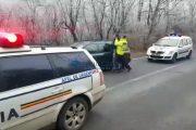 VIDEO - Șofer mort de beat, urmărit în trafic 3 kilometri