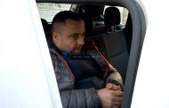 EXCLUSIV - VIDEO - Control judiciar pentru unul dintre presupușii complici ai furtului de 80.000 de euro din Huedin - UPDATE