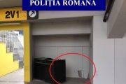 FOTO - Huliganii au ascuns articole pirotehnice pe Cluj Arena și voiau să le folosească la meciul de fotbal România – Danemarca
