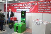 FOTO - Un inventator bihorean prezintă la Cluj, zilele acestea, un sistem de încălzire unic în lume. Care sunt avantajele și cât costă