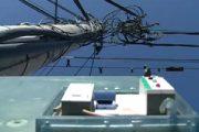 Branşare ilegală la reţeaua electrică din Iara