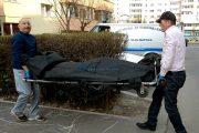 VIDEO - Moarte cu semne de întrebare într-un apartament de pe strada Primăverii, din Mănăștur