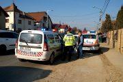 Șofer beat, cu viteză de peste 120 de km/h în Florești. Ce a pățit
