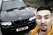 FOTO - Cine este criminalul cu BMW care a omorât o femeie în Huedin și a plecat cu cadavrul pe capotă. Motivul pentru care a fugit