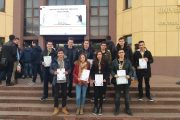 Rezultate bune pentru elevii clujeni la Olimpiada Națională de Informatică de la Brașov