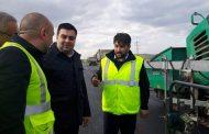 Ministrul Transporturilor în vizită de lucru pe șantierele autostrăzilor Lugoj - Deva și Sebeș - Turda