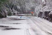 A fost aprobat planul operativ de intervenție pe drumurile judeţene din Cluj, pe perioada iernii 2018-2019