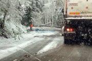 Situaţia drumurilor judeţene din Cluj în 6 februarie
