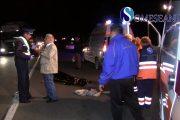 VIDEO - Doi pietoni au fost omorâți seara trecută, de autovehicule, la Iclod și Dej