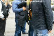 VIDEO – Polițiștii din Cluj,
