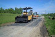 Lucrări de întreținere și reparații pe drumul județean 103L Râşca – Mănăstireni