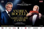 Alessandro Safina și alte surprize la concertul Andrea Bocelli (P)
