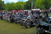 VIDEO - Peste 2.000 de motocicliști din țară și continent au petrecut la Cluj, la Bike Fest 2017