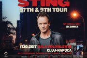 STING, în concert pentru prima data la Cluj-Napoca