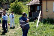 EXCLUSIV VIDEO - Un bărbat din Gârbău s-a sinucis în cel mai barbar mod. ATENȚIE, detalii șocante!