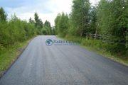 FOTO - Cum arată după reparații drumul județean Râșca - Beliș