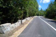 Lucrări de întreţinere pe drumul judeţean DJ 107R Băişoara – staţiunea Muntele Băişorii