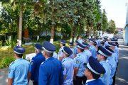 FOTO - Jandarmi clujeni înaintați în grad