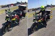 SMURD Cluj, pe motocicletă la intervențiile din Cluj-Napoca