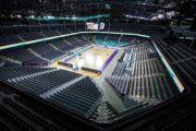 Sala Polivalentă din Cluj-Napoca a fost extinsă și este pregătită pentru EuroBasket 2017