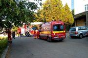 VIDEO - Caz șocant la Spitalul de Recuperare din Cluj-Napoca. O femeie s-a aruncat de la etajul 8 și a murit pe loc