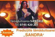 Predicțiile tămăduitoarei Sandra (P)