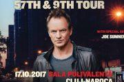 CLUJ: Mai puțin de o lună până la concertul Sting