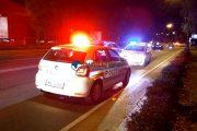 Foc de armă în Mănăștur! Puștan urmărit de polițiști în trafic
