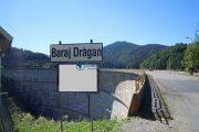 FOTO - Drumul județean care duce la Barajul Drăgan-Floroiu a intrat în reabilitare