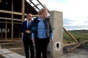 VIDEO - Ministrul de Interne, Carmen Dan, pe Spitalul Huedin. Ce spune despre ajutoare după furtună