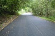 FOTO - Drumul județean dintre Gura Râşca și Măguri Răcătau a fost reabilitat