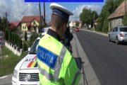 """VIDEO - Dejul, """"periat"""" de polițiști din mai multe structuri"""