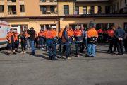 FOTO - Medicii, asistenții și ambulanțierii au protestat joi. Pentru ce amenință cu greva