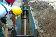 Se extinde rețeaua de alimentare cu apă potabilă din Chiuiești
