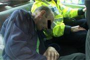 Șofer clujean reținut pentru 24 de ore. Bărbatul avea o alcoolemie cum rar întâlnește un polițist