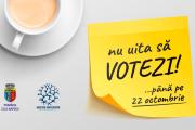 VIDEO - Ultima săptămână de vot pe domenii din cadrul procesului Bugetare participativă Cluj-Napoca 2017