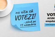 Ultimele 4 zile din etapa finală de vot - Bugetare participativă Cluj-Napoca 2017