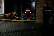 VIDEO - Accident nefericit, crimă sau sinucidere? Corpul unui bărbat a fost găsit prăbușit la baza unui bloc din Mănăștur