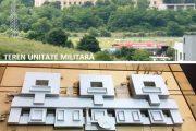 Terenul din Florești, pe care ar urma să fie construit Spitalul Regional de Urgență, a trecut administrarea Ministerului Sănătății